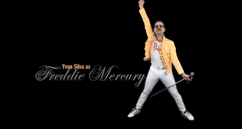 Freddie Mercury Tribute Greyhound & TwentyOne Wickhambrook