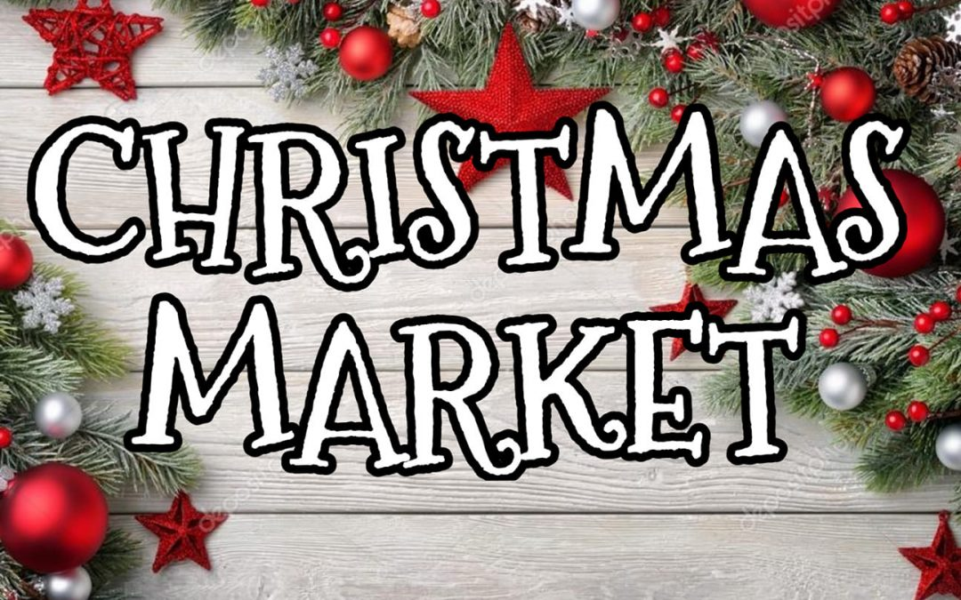 Outdoor Christmas Market, Greyhound Wickhambrook