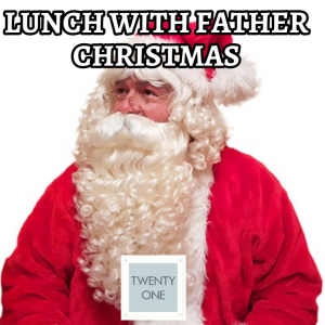 Lunch with Father Christmas